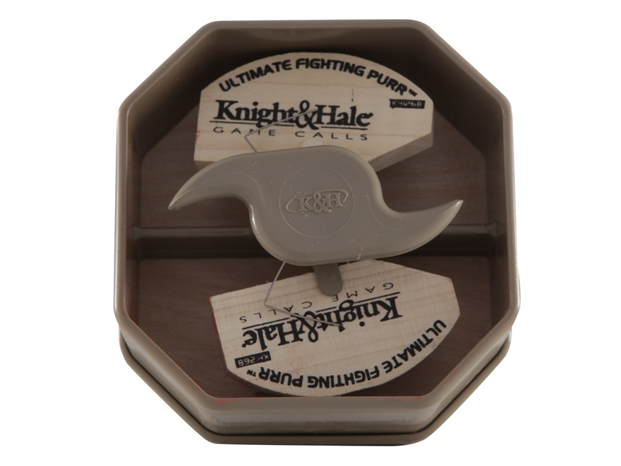 Knight & Hale Ultimate Fighting Purr Box Turkey Call