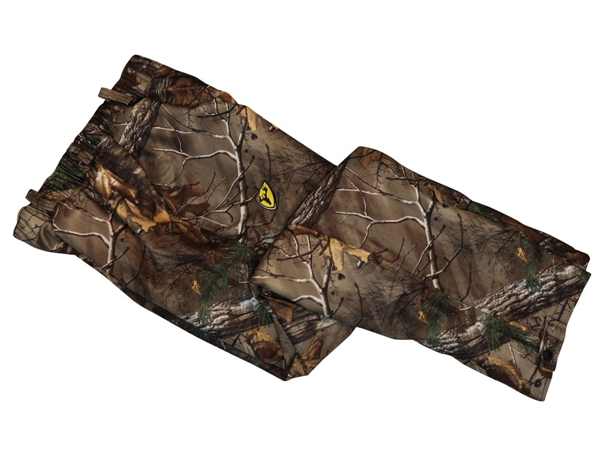 ScentBlocker Men's Scent Control Drencher Insulated Rain Pants