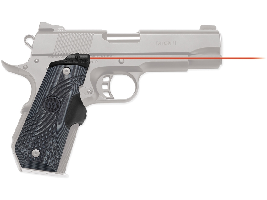 Crimson Trace Master Series Lasergrips 1911