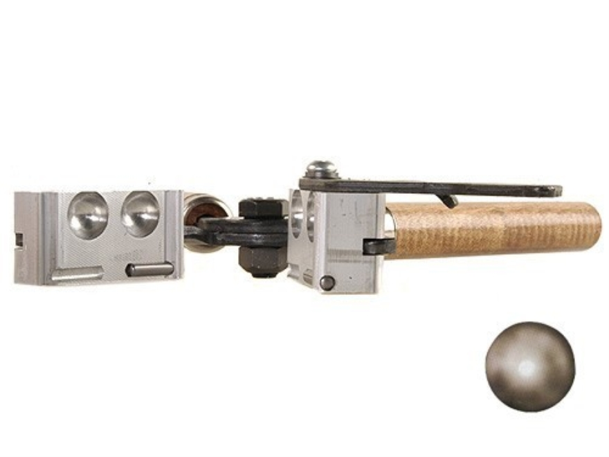 Lee 2-Cavity Bullet Mold (535 Diameter) Round Ball