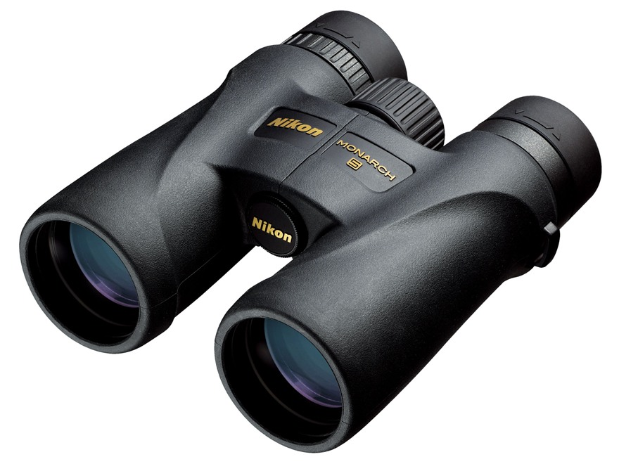 Nikon MONARCH 5 Binocular Roof Prism Black