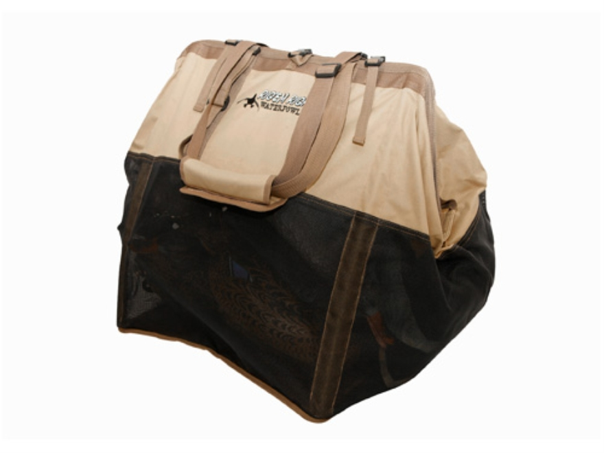 Rig'Em Right DP3 Light Decoy Bag Nylon Tan and Black