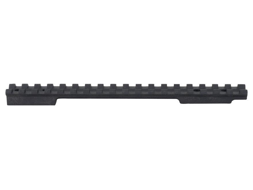 EGW 1-Piece Picatinny-Style Base Savage 110 Through 116 Flat Rear Long Action Matte