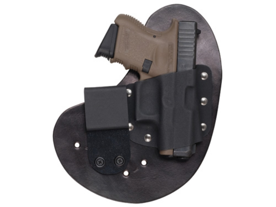 CrossBreed QwikClip Inside the Waistband Holster Right Hand Steyr M9A1, M40A1  Kydex an...