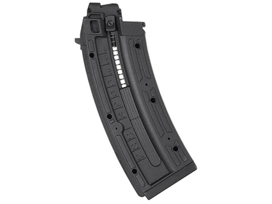 GSG Magazine GSG AK-47 22 Long Rifle 10-Round Polymer Black
