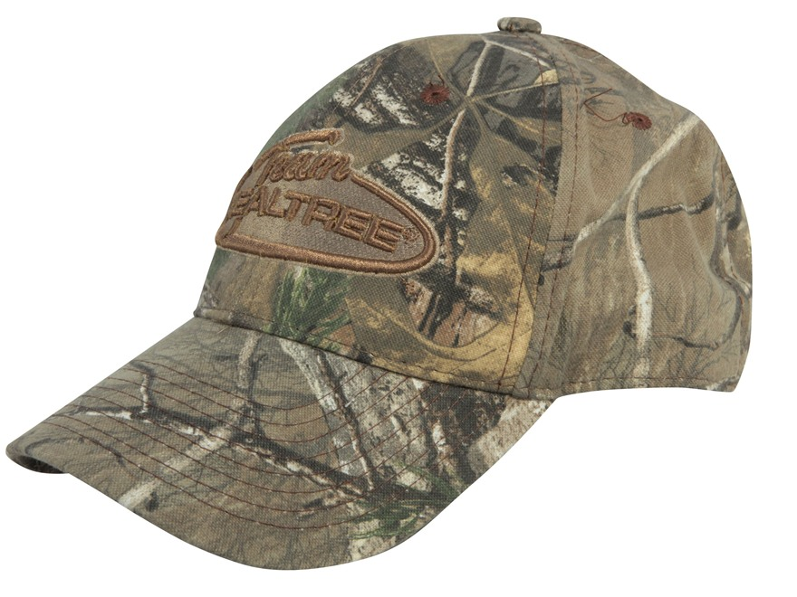 Team Realtree Logo Cap Cotton Realtree Xtra Camo