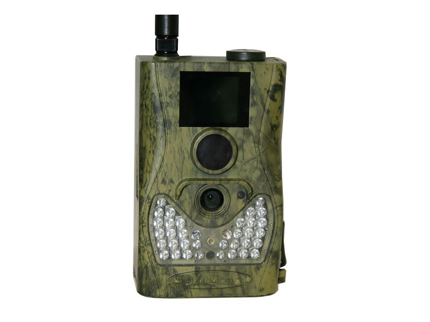HCO Scoutguard SG580M Cellular Black Flash Infrared Game Camera 8 Megapixel Camo