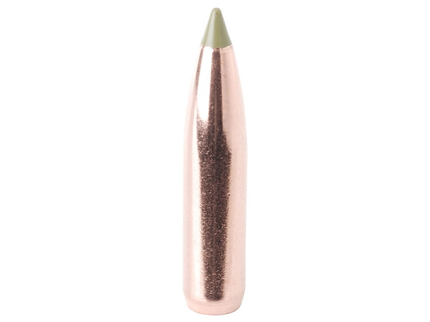 Nosler E-Tip Bullets 243 Caliber, 6mm (243 Diameter) 90 Grain Spitzer Boat Tail Lead-Free Box of 50