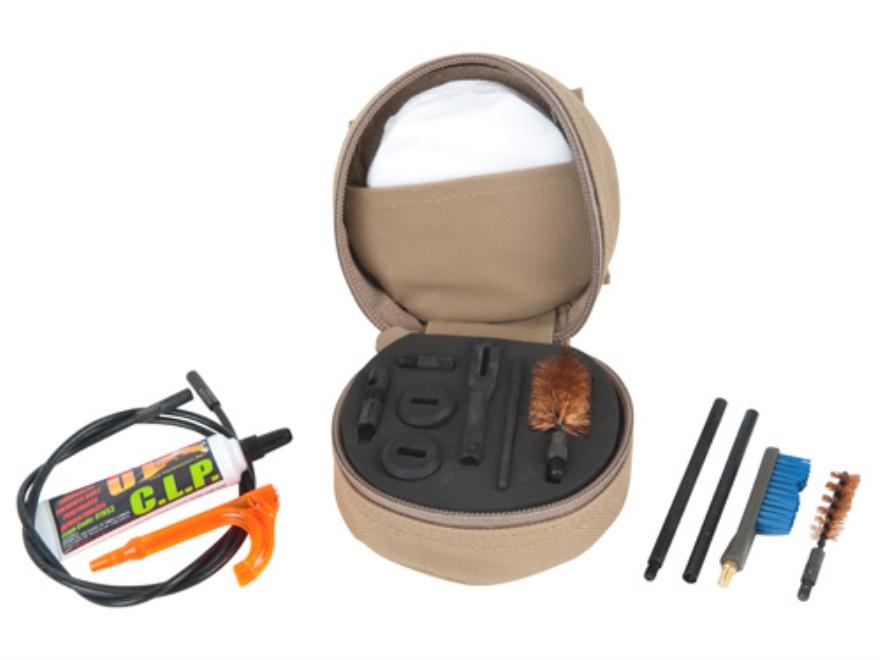 Otis 12/10 Gauge Combat Shotgun Cleaning Kit Anti-Glare Black