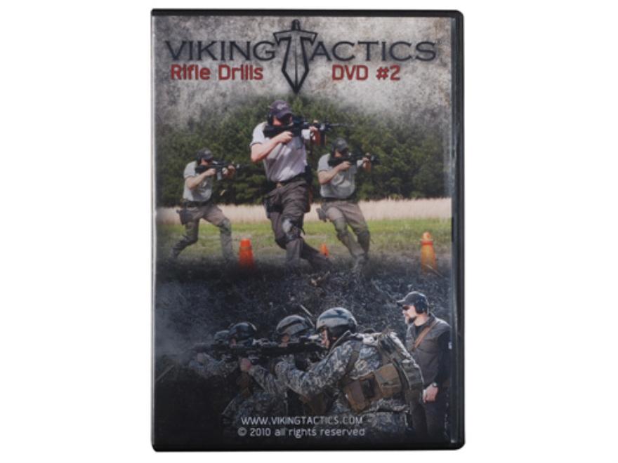 VTAC Rifle Drills 2 DVD