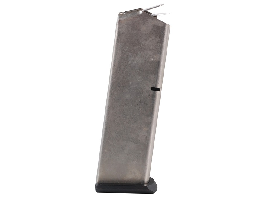Ruger Magazine Ruger P90, P97 45 ACP 8-Round Stainless Steel