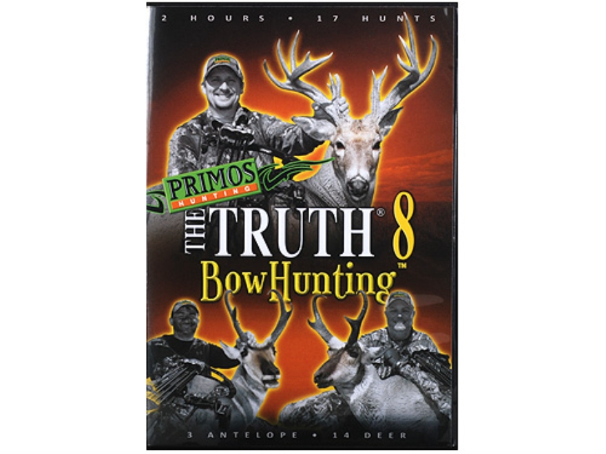"Primos ""The Truth 8 Bowhunting"" DVD"