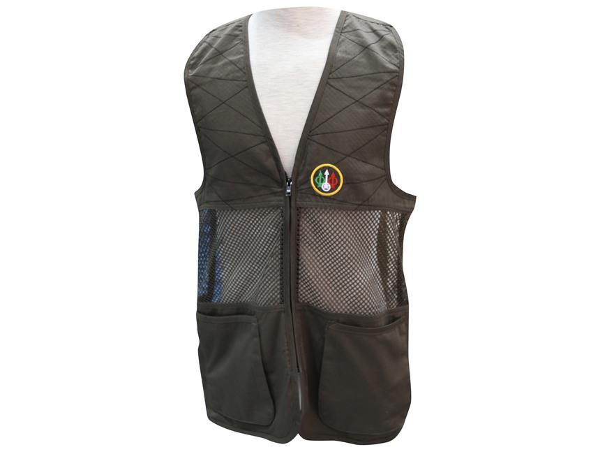 Beretta B2 Ambidextrous Shooting Vest Cotton/Polyester