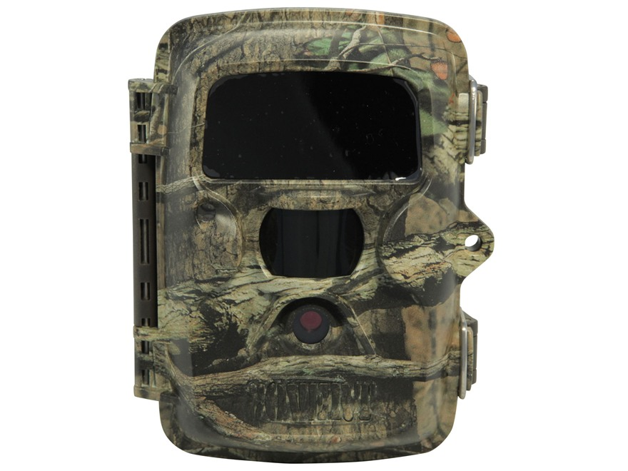 Covert MP6 Black Flash Infrared Game Camera 8.0 Megapixel Mossy Oak Break-Up Infinity Camo