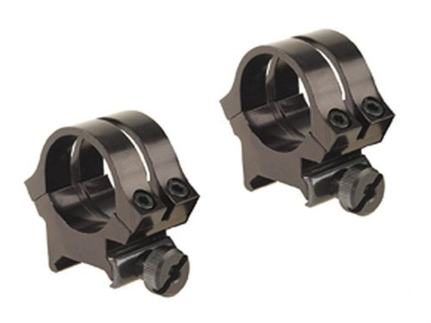 "Weaver 1"" Quad-Lock 4X4 Weaver-Style Rings"