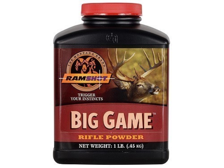 Ramshot Big Game Smokeless Powder