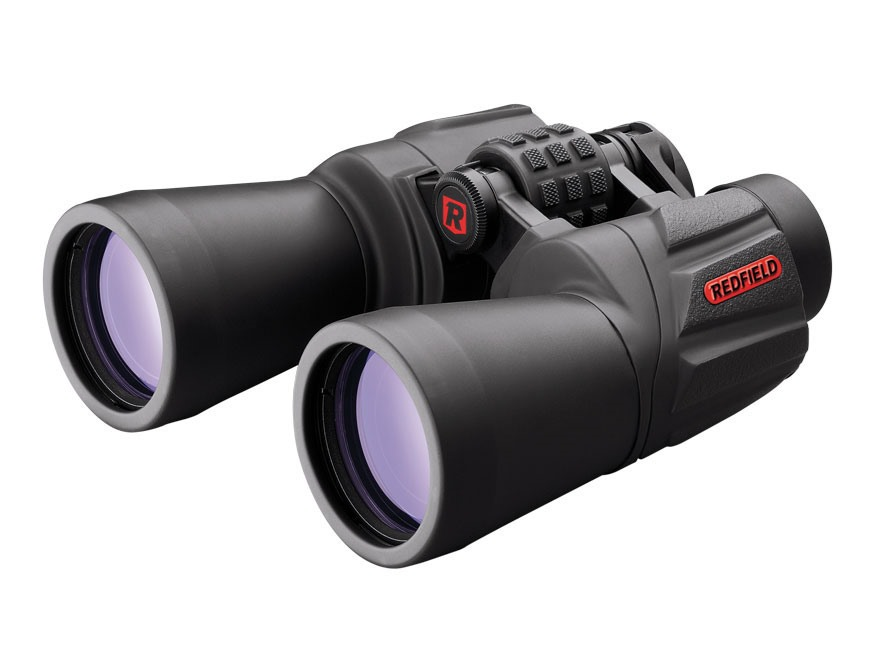 Redfield Renegade Compact Binocular 10x 36mm Porro Prism Black Factory Second