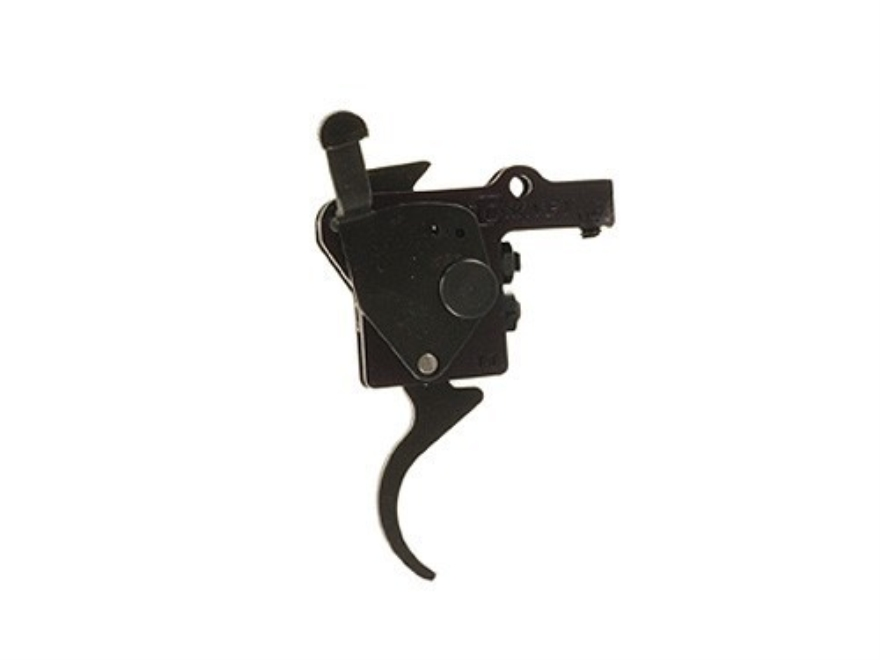 Timney Featherweight Rifle Trigger 7.7mm Japanese Arisaka with Safety 1-1/2 to 4 lb Blue
