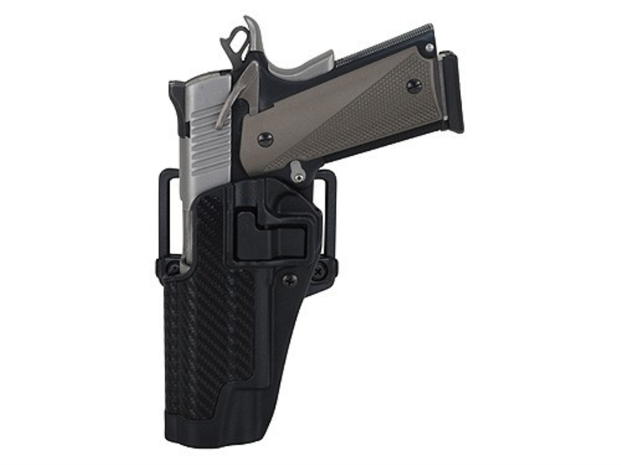 BlackHawk CQC Serpa Holster 1911 Government Polymer
