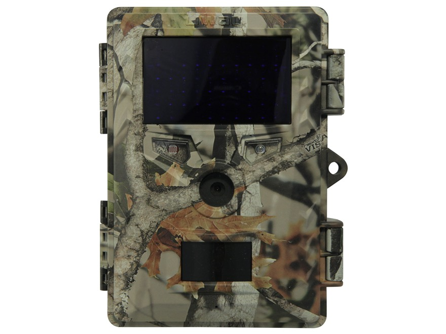 Uway Vigilante Hunter VH200B Black Flash Infrared Game Camera 8 Megapixel with Viewing ...