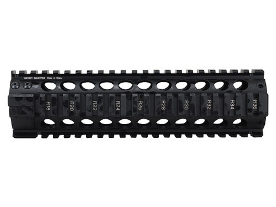 how to install free float quad rail on ar-15
