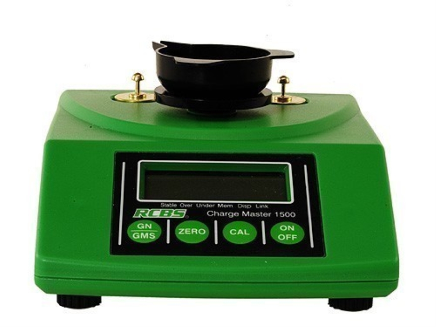 RCBS ChargeMaster 1500 Powder Scale 220 Volt