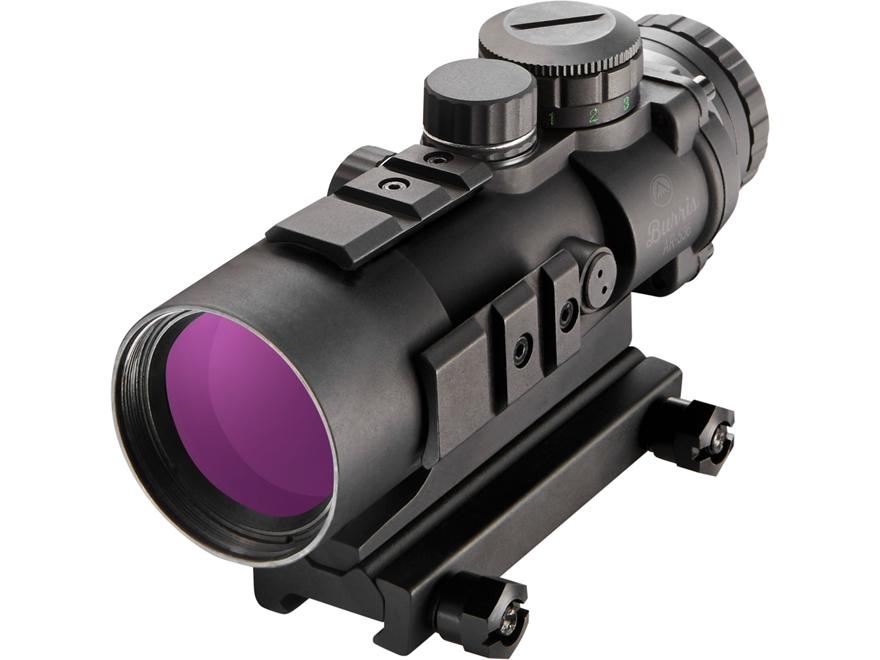 Burris AR-536 5x 36mm Prism Sight Ballistic CQ Reticle Matte