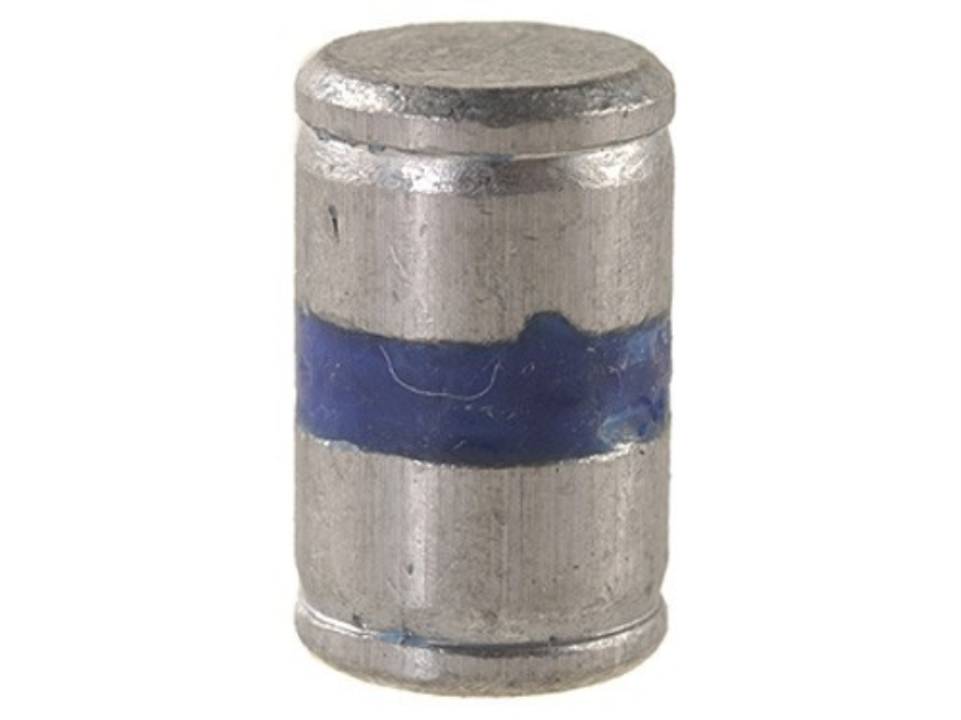 Meister Hard Cast Bullets 32 Caliber (312 Diameter) 100 Grain Lead Double-Ended Wadcutt...