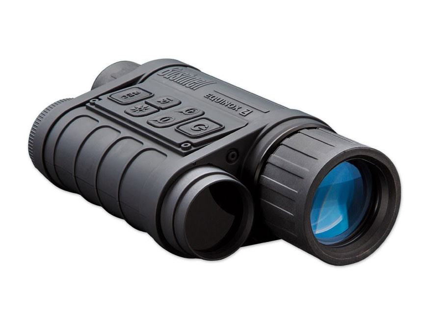 Bushnell Equinox Night Vision Monocular 4x 40mm Black