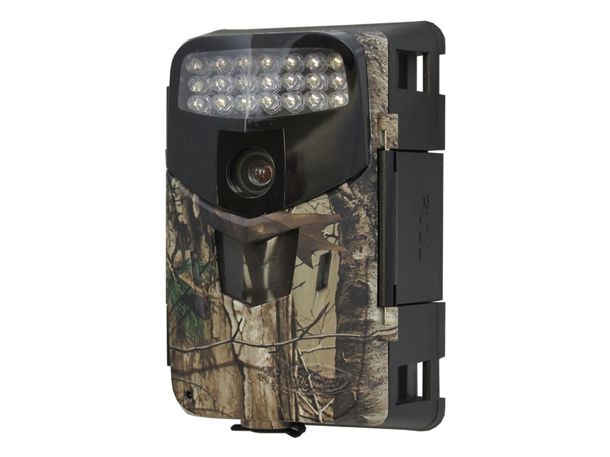 Wildgame Innovations Crush Winter Eyes 6 Infrared Game Camera 6 Megapixel Realtree Xtra Camo
