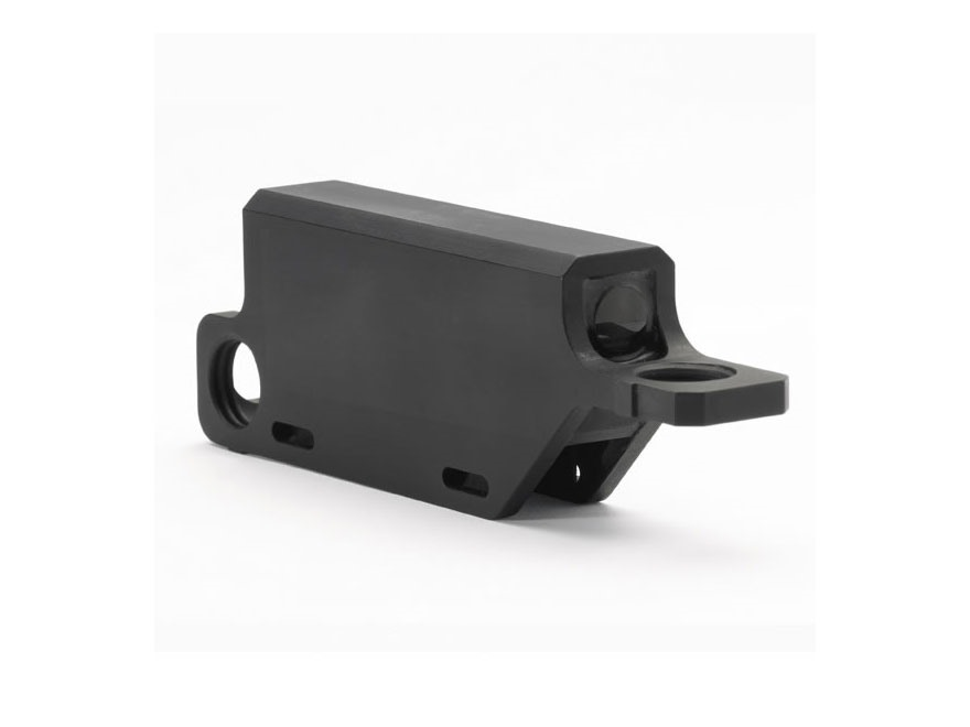 FN Prism Sight FN PS90/P90 #4 Circle-Dot Reticle Steel Black