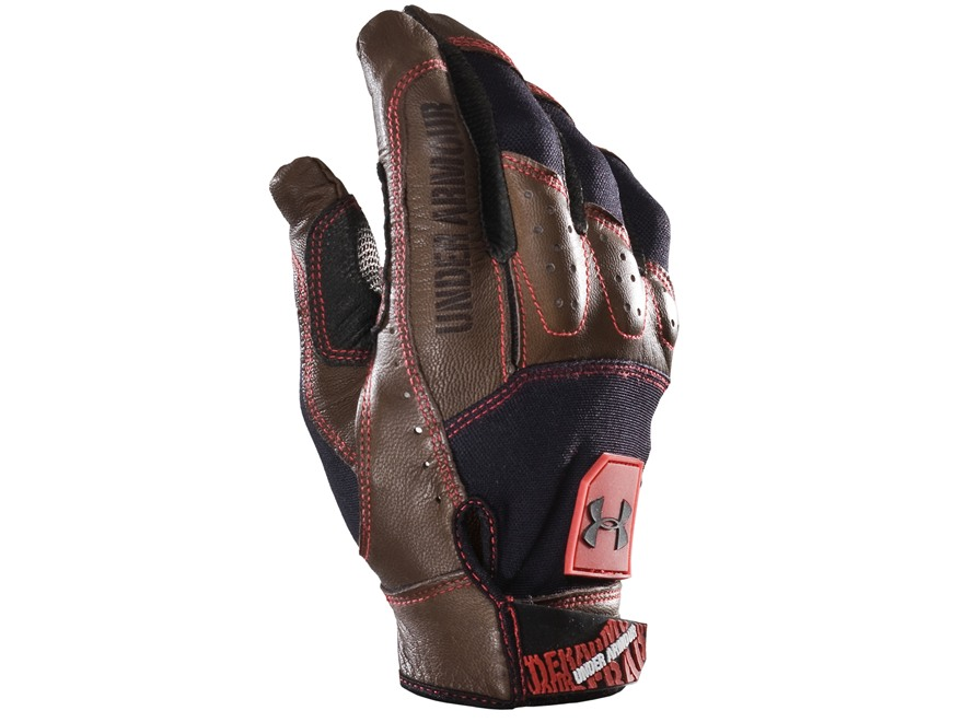 Under Armour UA Leather Impact Gloves