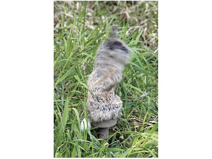 Lucky Duck Quiver Critter Electronic Predator Decoy Synthetic
