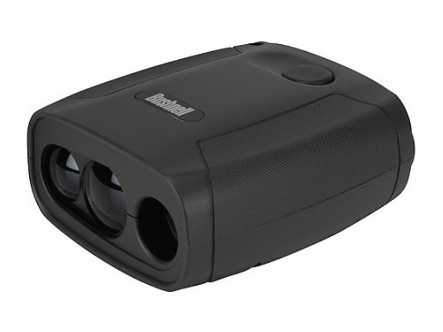 Bushnell Yardage Pro Sport 450 Laser Rangefinder 4x Black