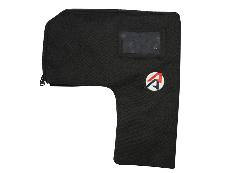 Double-Alpha Dust Cover Open/Scoped Right Hand 600D Nylon Black