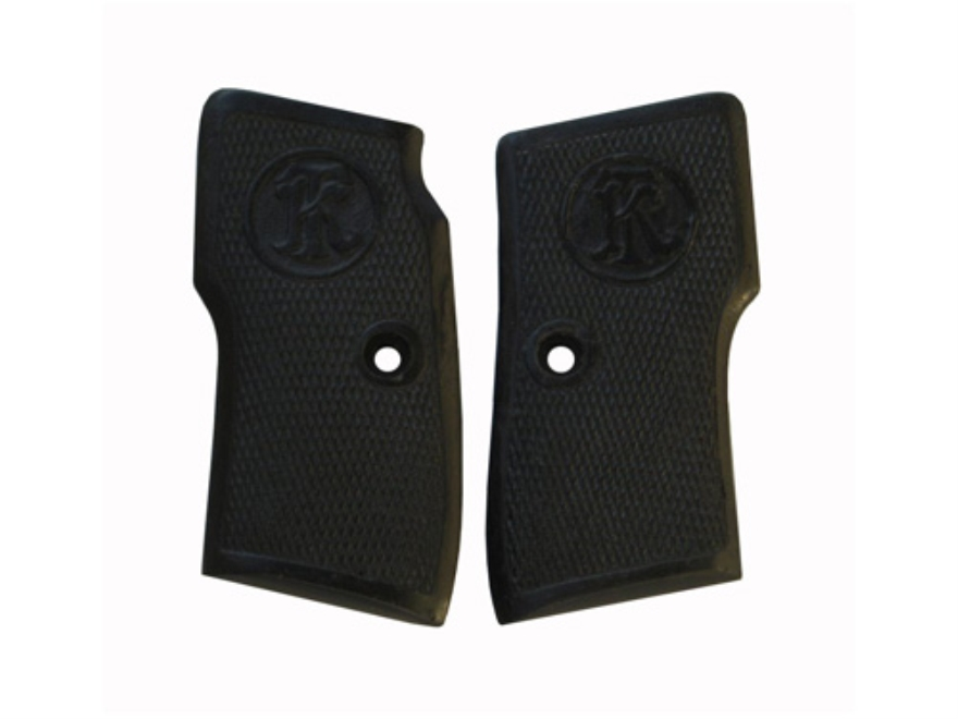 Vintage Gun Grips Kommer 1 25 ACP Polymer Black