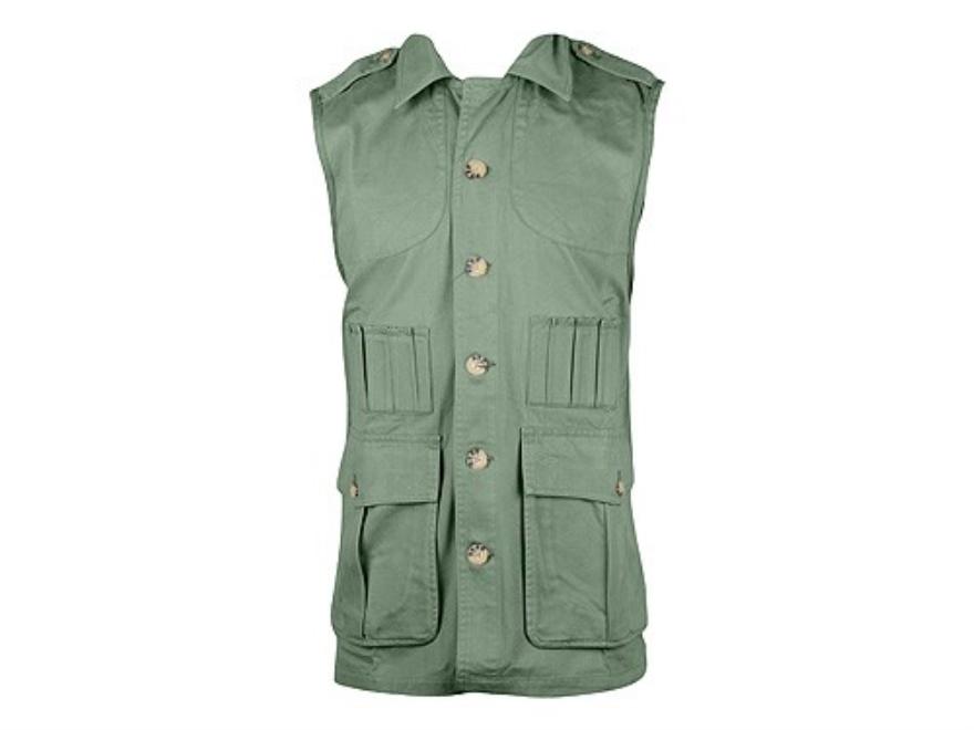 Boyt Shumba Safari Vest Cotton Twill
