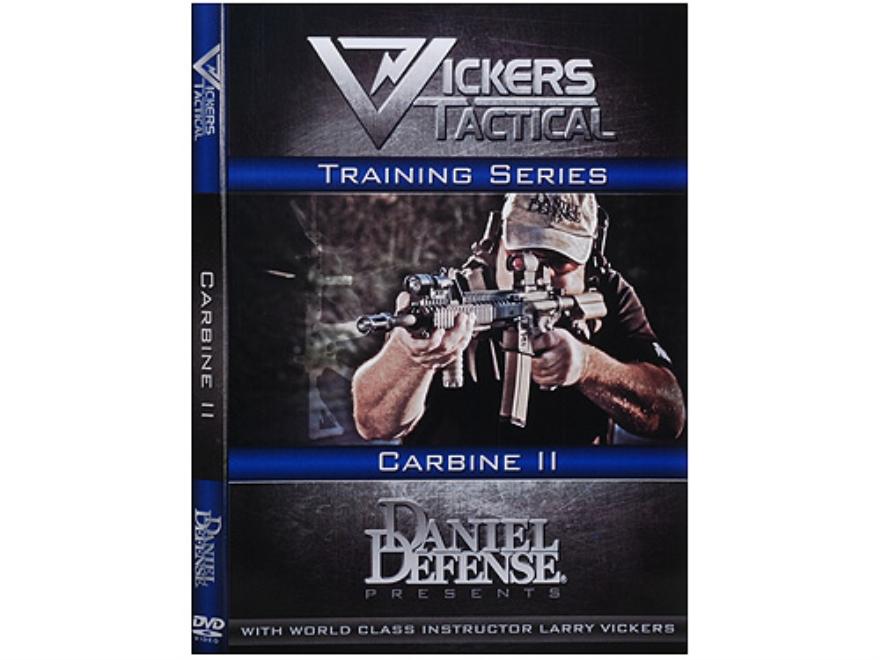 "Daniel Defense ""Vickers Tactical Training Series: Carbine 2"" DVD"