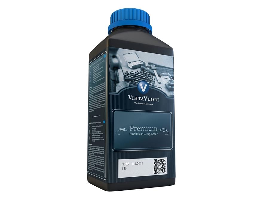 Vihtavuori N105 Smokeless Gun Powder 1 lb