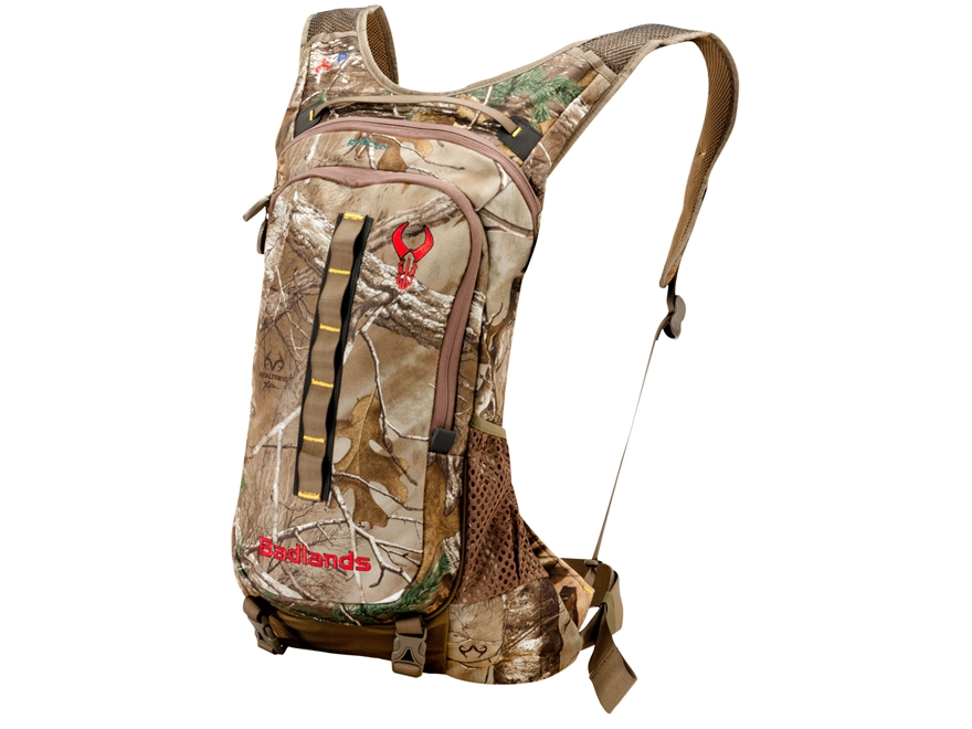Badlands Reactor Backpack Polyester Realtree Xtra Camo