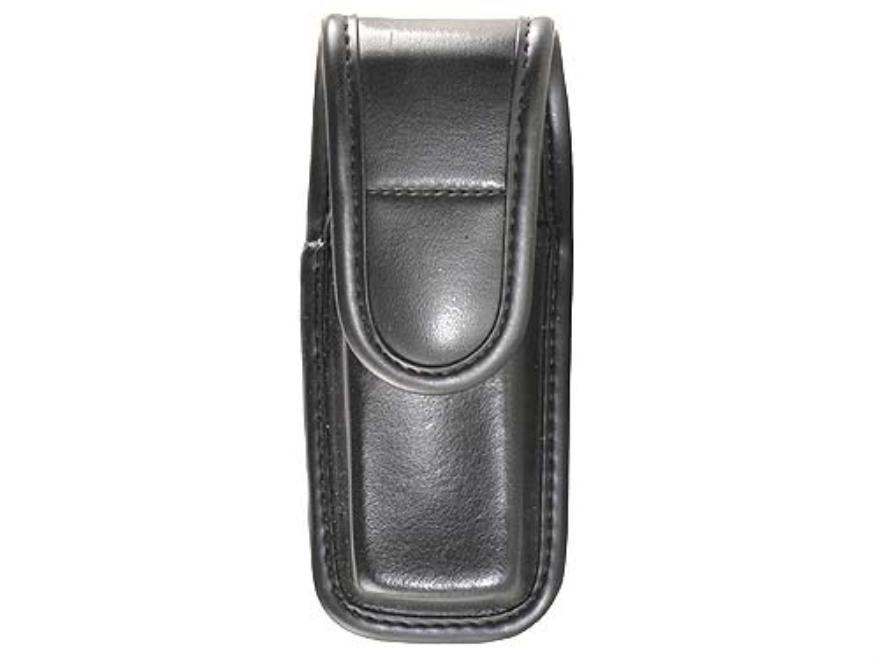 Bianchi 7903 Single Magazine Pouch or Knife Sheath Beretta 8045, Glock 20, 21 Hidden Snap