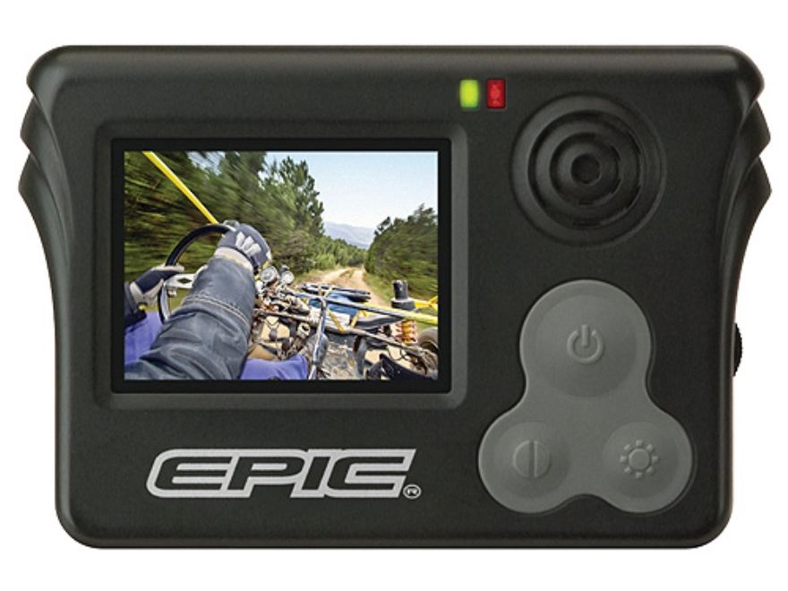 EPIC Color Digital Game Video Viewer Black