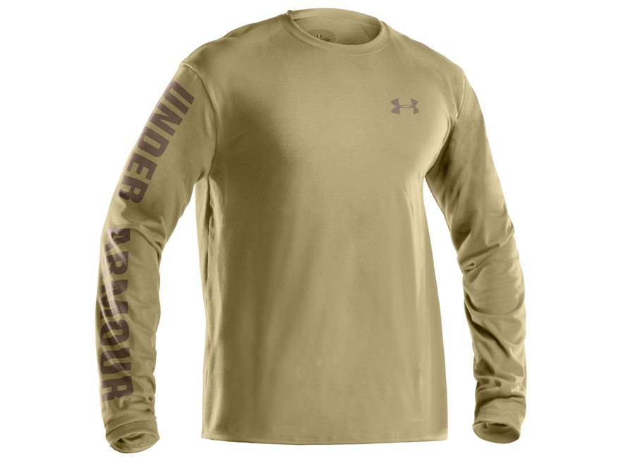 Under Armour Men's UA Wings Set Long Sleeve T-Shirt