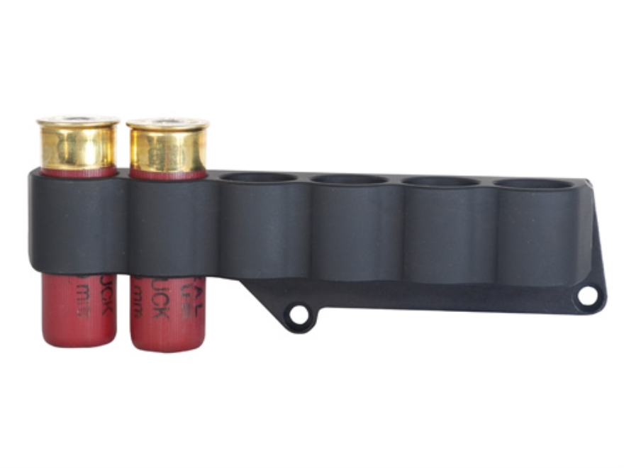 Mesa Tactical Sureshell Shotshell Ammunition Carrier 12 Gauge FN SLP Aluminum Matte