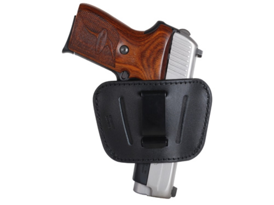 Personal Security Products Belt Slide Holster Fits Medium to Large Frame Automatic Hand...