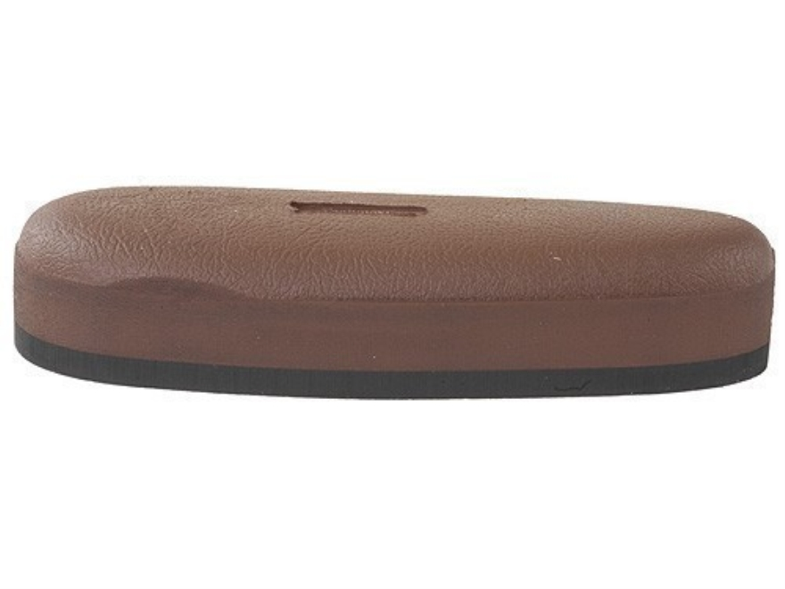 """Pachmayr 752B Old English Recoil Pad Grind to Fit Leather Texture 1"""" Thick"""