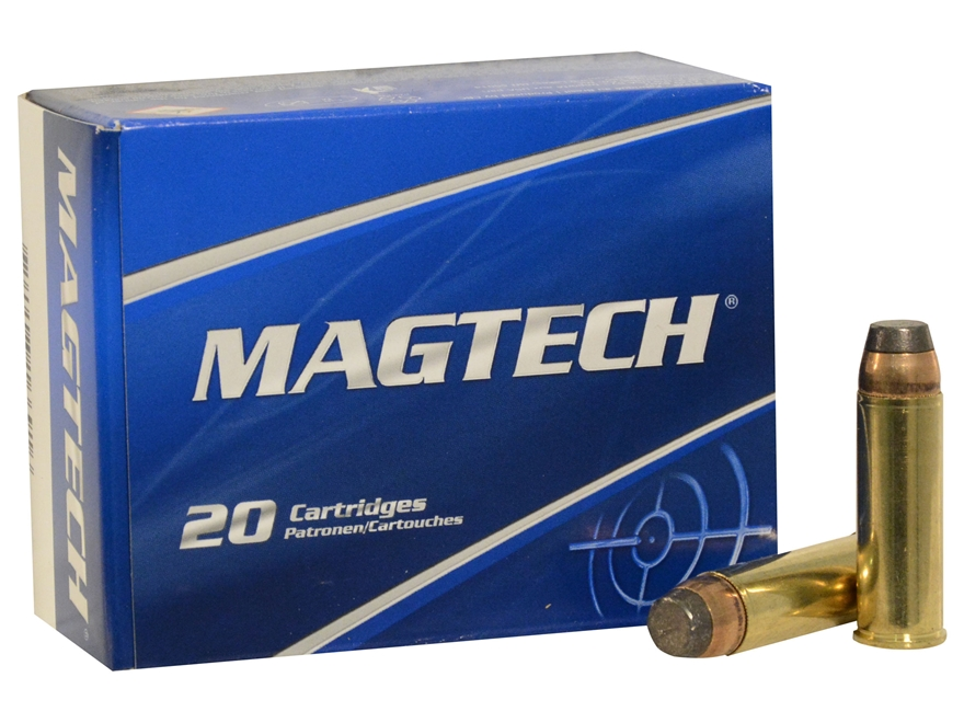 Magtech Sport Ammunition 454 Casull 260 Grain Semi-Jacketed Soft Point Box of 20