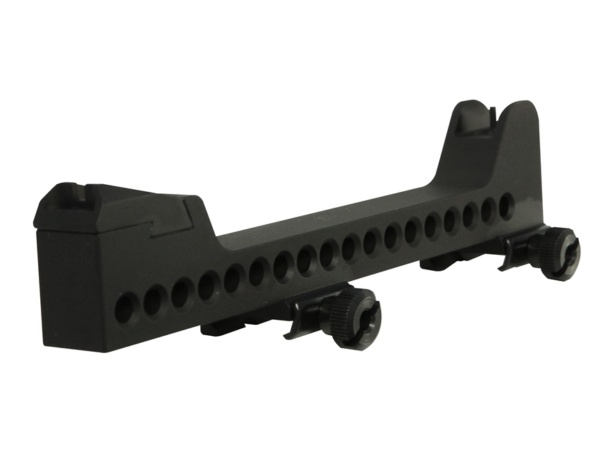 JP Enterprises Short Range Tactical Sight for AR-15 Handguard Black
