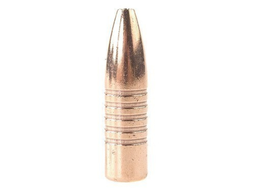Barnes Triple-Shock X Bullets 416 Caliber (416 Diameter) 400 Grain Hollow Point Flat Base Lead-Free Box of 50