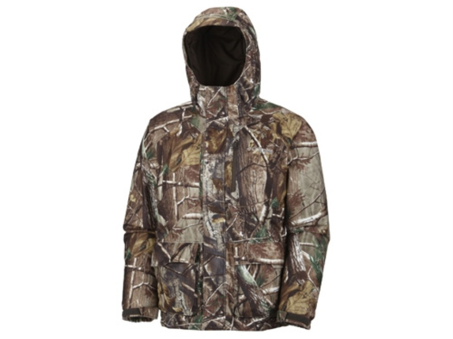 Columbia Sportswear Men's Trophy Shot Waterproof Insulated Jacket Polyester Realtree AP Camo Medium 38-41